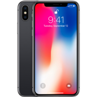 iPhone X 64GB Space Gray Б/У (B) (MQAC2)