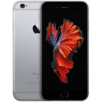 Apple iPhone 6s 64 Gb Space Gray Б/У (A) (MKQN2)