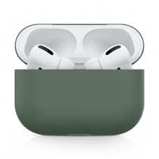 Чехол Silicone Case for Apple AirPods Pro Pine Green