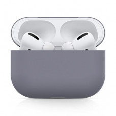 Чехол Silicone Case for Apple AirPods Pro Lavender Gray