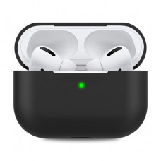 Чехол Silicone Case for Apple AirPods Pro Black