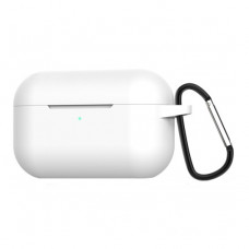 Чехол Silicone Case for Apple AirPods Pro with Carbine White