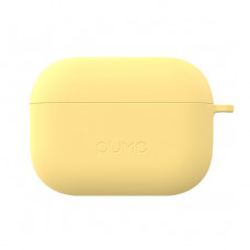 Чехол Pump Silicone Case for Apple AirPods Pro Ducky Yellow(PMSL-AIRPRO9)