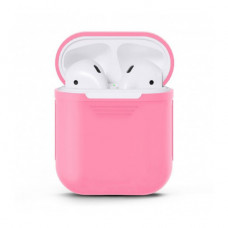 Чехол Silicone Case for Apple AirPods Pink