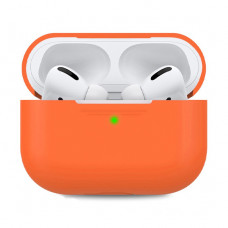 Чехол Silicone Case for Apple AirPods Pro Papaya