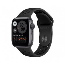 Смарт-часы Apple Watch Series 6 Nike+ 40mm Space Gray Aluminum Case with Anthracite/Black Sport Band(M00X3)