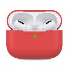 Чехол Silicone Case for Apple AirPods Pro Red