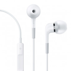 Наушники Apple In-Ear Headphones with Remote and Mic(ME186)