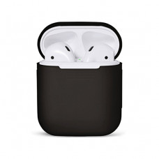 Чехол Silicone Case for Apple AirPods Black