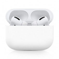 Чехол Silicone Case for Apple AirPods Pro White